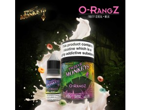 ORANGZ / 3pcs - TWELVE MONKEYS