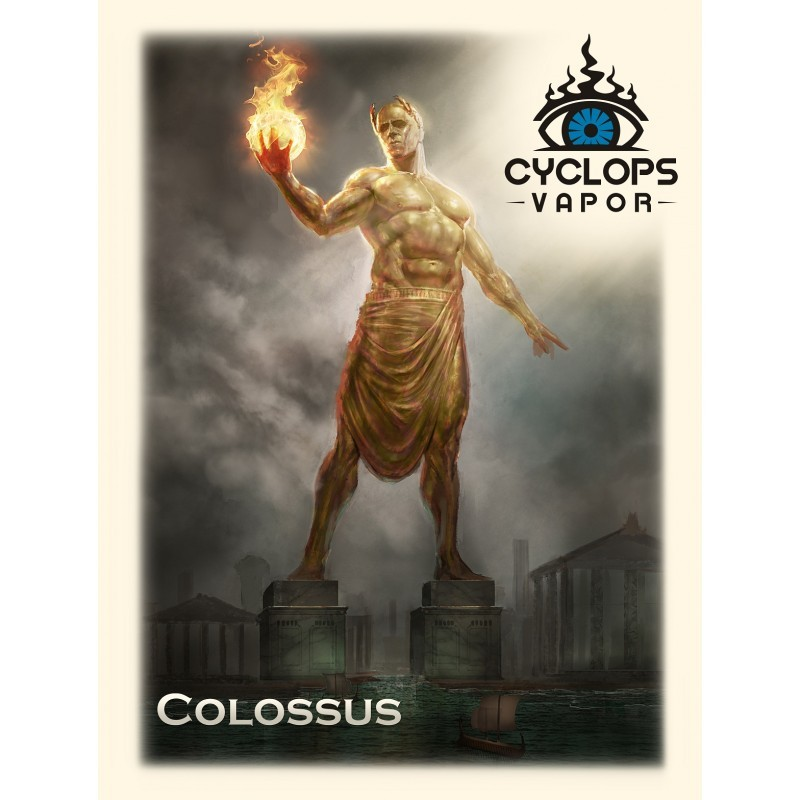 COLOSSUS 50ML - CYCLOPS...