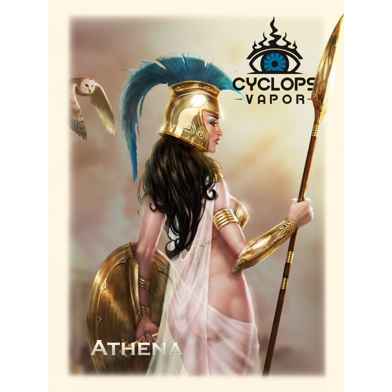 ATHENA 50ML - CYCLOPS VAPOR...
