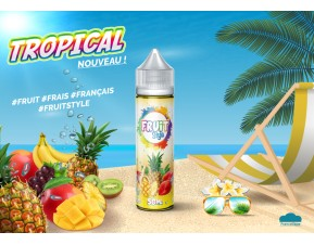 TROPICAL 50ML - FRUIT STYLE...