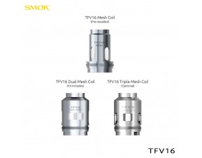 MECHE TFV16 / 3PCS SMOKTECH