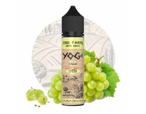 WHITE GRAPE 50ML FARMS YOGI