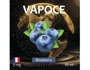 BLUEBERRY 50ML - VAPOCE