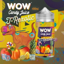 T-REXOTIC 100ML - WOW CANDY...