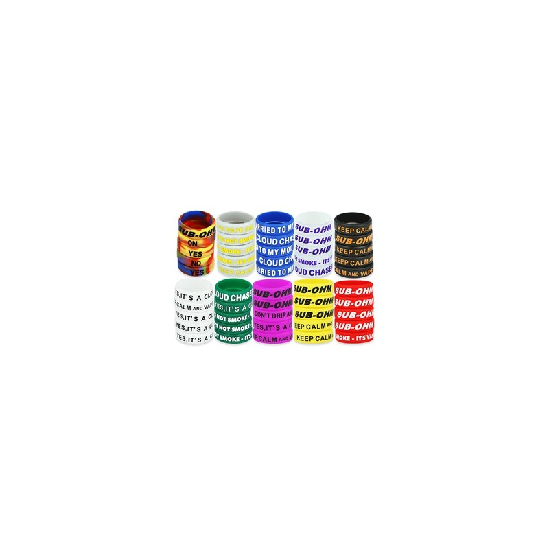 5 x Silicone Ring