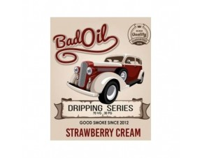 STRAWBERRY CREAM TPD BY BADOIL