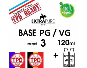PACK BASE 3MG TPD
