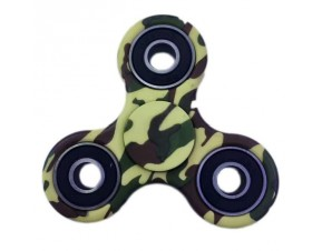 HAND SPINNER CAMOUFLAGE
