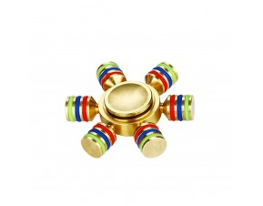 HAND SPINNER METAL M6