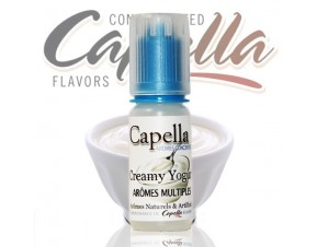 28. CREAMY YOGURT Capella