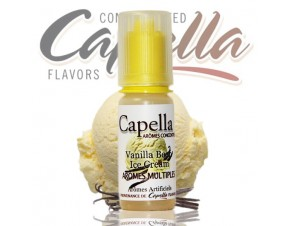 092. VANILLA BEAN ICE CREAM - CAPELLA