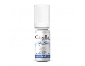 10. WHIPPED MARSHMALLOW CAPELLA SILVERLINE 10ML