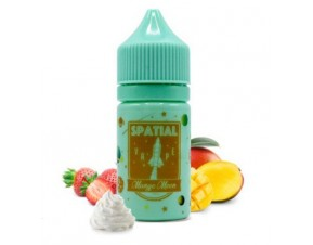 MANGO MOON STRAWBERRY MANGO CREAM SPATIAL VAPE CONCENTRE 30ML