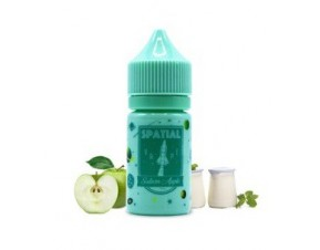 SATURN APPLE YOGHURT APPLE SPATIAL VAPE CONCENTRE 30ML