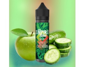 APPLE CUCUMBER VAPE EMPIRE 50ML