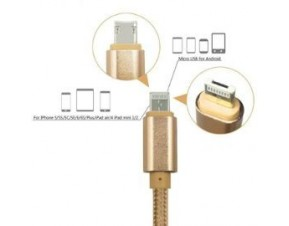 USB Réversible For Android / iPhone
