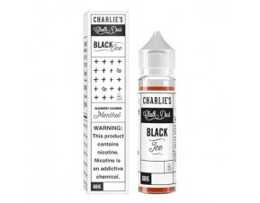 BLACKBERRY CUCUMBER MENTHOL WHITE LINE BY CHARLIE'S CHALK DUST 50ML