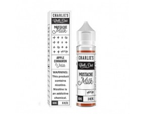 MUSTACHE MILK WHITE LABEL BY CHARLIE'S CHALK DUST 50ML