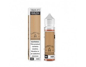 CAMPFIRE BLACK CAMPFIRE LINE BY CHARLIE'S CHALK DUST 50ML
