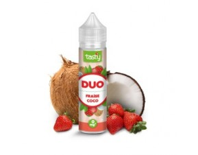 DUO FRAISE COCO TASTY 50ML